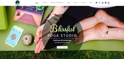 Blissful Yoga Studio